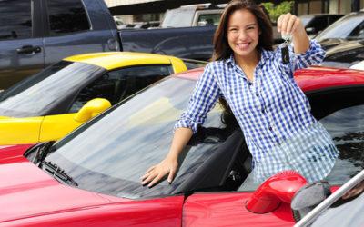 Leasing auto rulate