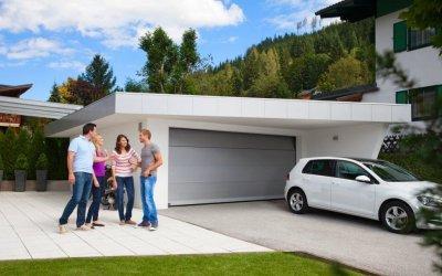 De ce sa alegem o ușa de garaj automatizata?