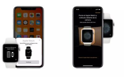 Imperecherea Apple Watch cu un iPhone nou